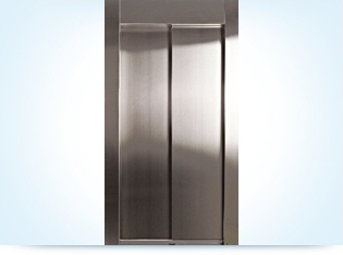 Telescopic Opening Doors for Elevators, Lifts